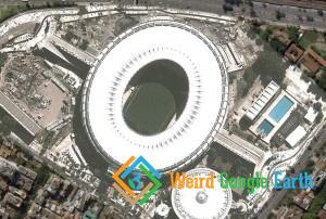 Maracanã Stadium, Rio de Janeiro, Brazil
