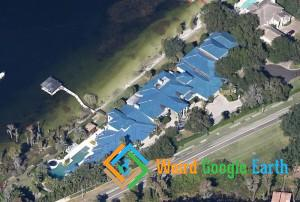 Shaquille O'Neal's House, Windermere, Florida, USA
