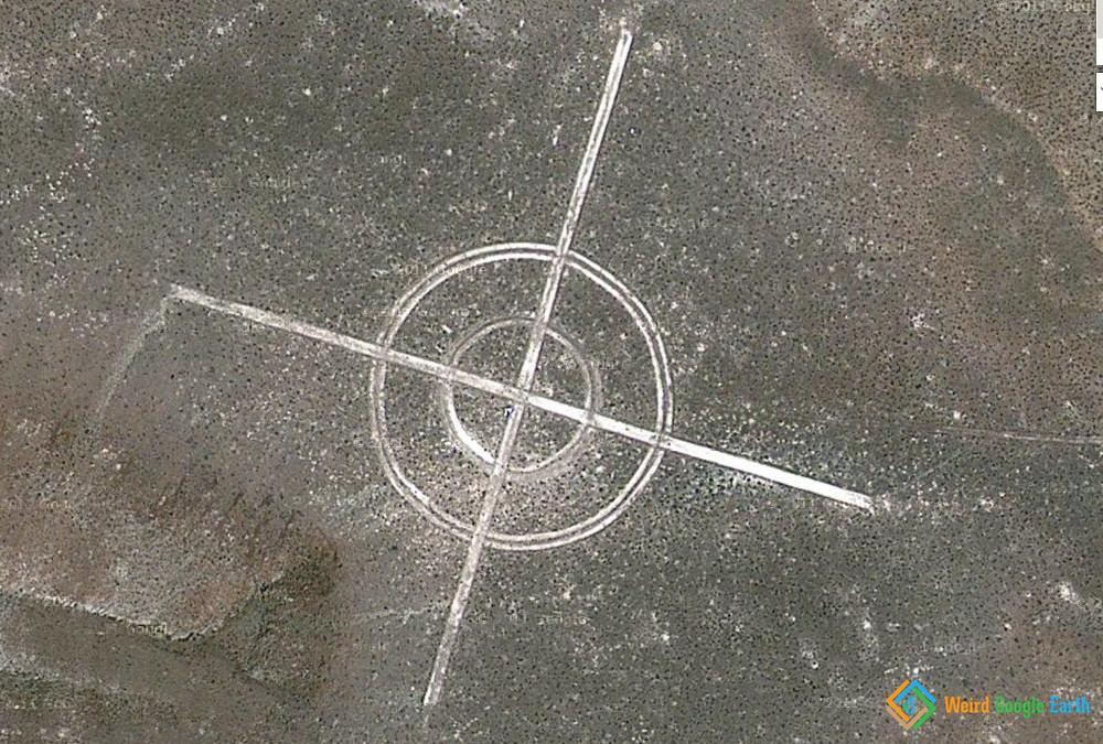 Crosshair Bomb Target