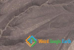 Palpa Arrow Geoglyph, Palpa, Peru