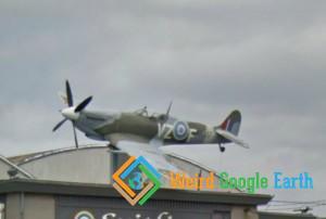 Spitfire Mk IX, Kitchener, Ontario, Canada