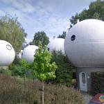 Ball Houses, NK