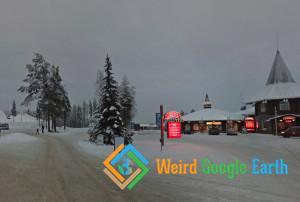 Santa Claus' Village, Rovaniemi, Finland