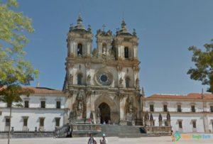 Alcobaça Monastery, Alcobaça, Leiria District, Portugal
