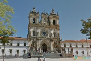 Alcobaça Monastery, Alcobaça, Leiria District, Portugal
