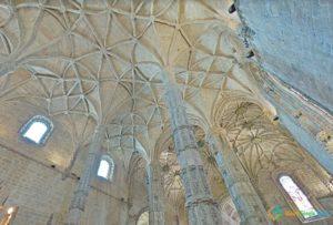 Hieronymites Monastery, Lisbon, Portugal