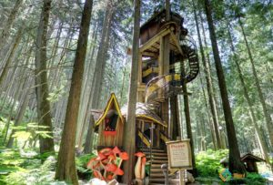 The Enchanted Forest, Revelstoke, British Columbia, Canada