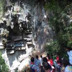 Hanging Coffins of Sagada, Mountain Province, Philippines