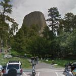 Devils Tower, Devils Tower, Wyoming, USA