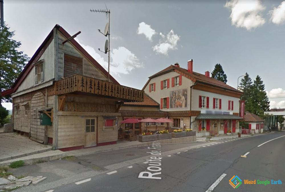 Hotel Arbez, Les Rousses, Switzerland