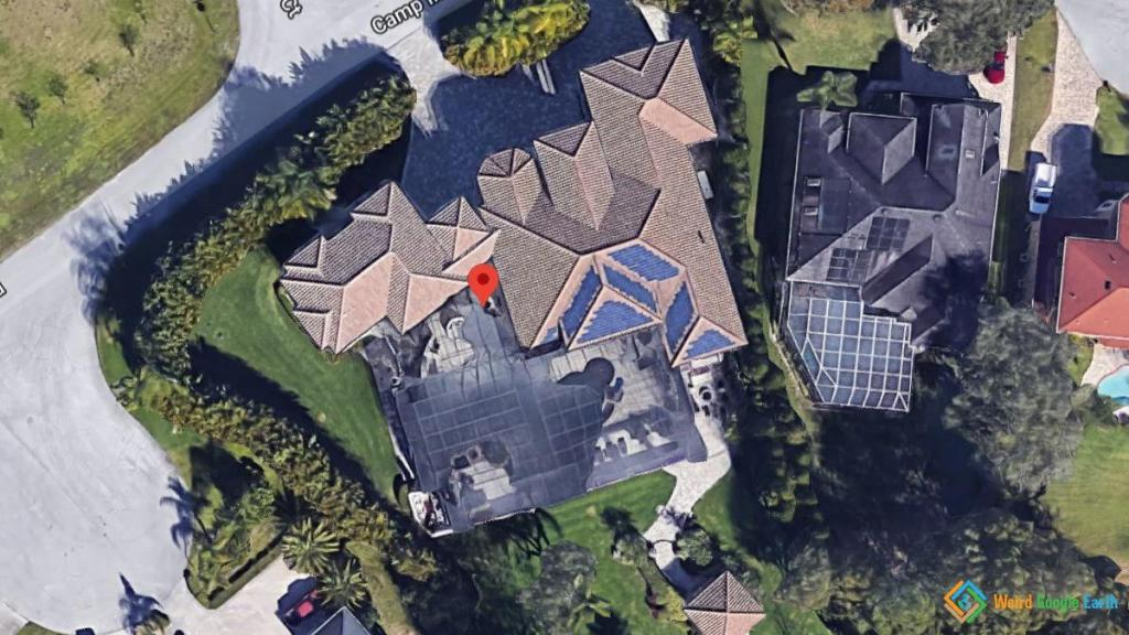 John Cena's House, Land O' Lakes, Florida, USA