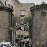 City Gates of Naples, Naples, Italy