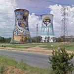 Orlando Power Station, Soweto, South Africa