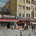 Pudding Shop, Istanbul, Turkey