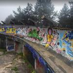 Sarajevo Bobsled Track, Sarajevo, Bosnia and Herzegovina