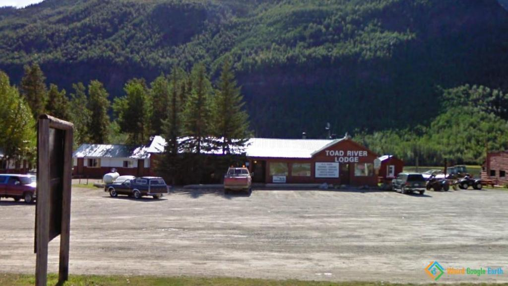 Toad River Lodge, Toad River, British Columbia, Canada