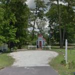 Tiny Chapel in Highway, Conway, South Carolina, USA