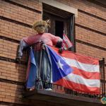 Scarecrow of Puerto Rico, Camden, New Jersey, USA