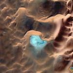 Saudi Blue, Al Dahnaa Desert, Saudi Arabia