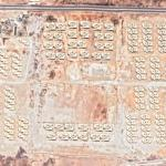 Strange Patterned Structures, Wadi al Shatii District, Libya
