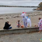 Rainbow Unicorn Party, Salem, Massachusetts, USA