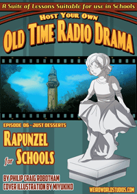 Rapunzel for Schools – Episode 6 – Just Desserts