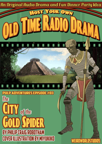 City of the Gold Spider – Episode 5 – The Duel