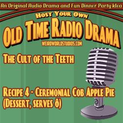 Recipe - Ceremonial Cob Apple Pie
