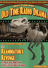 The Reanimator's Revenge – Episode 2 – Scientists and Laboratories