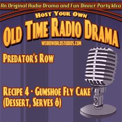 Recipe - Gumshoe Fly Cake