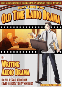 Tips and Suggestions for Writing Audio Drama for Kids