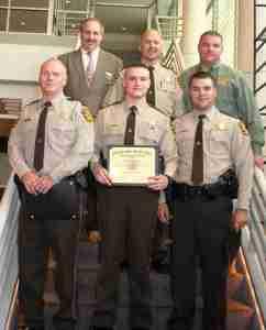 Deputy Graduation 010