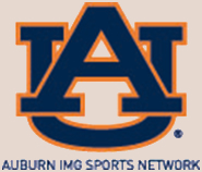 Auburn IMG Sports Network Logo