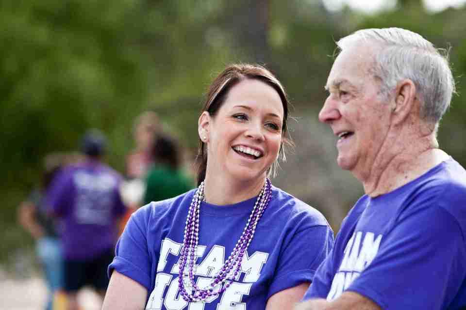 Alzheimers Walk 2
