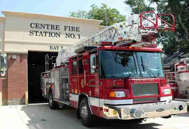 centre fire