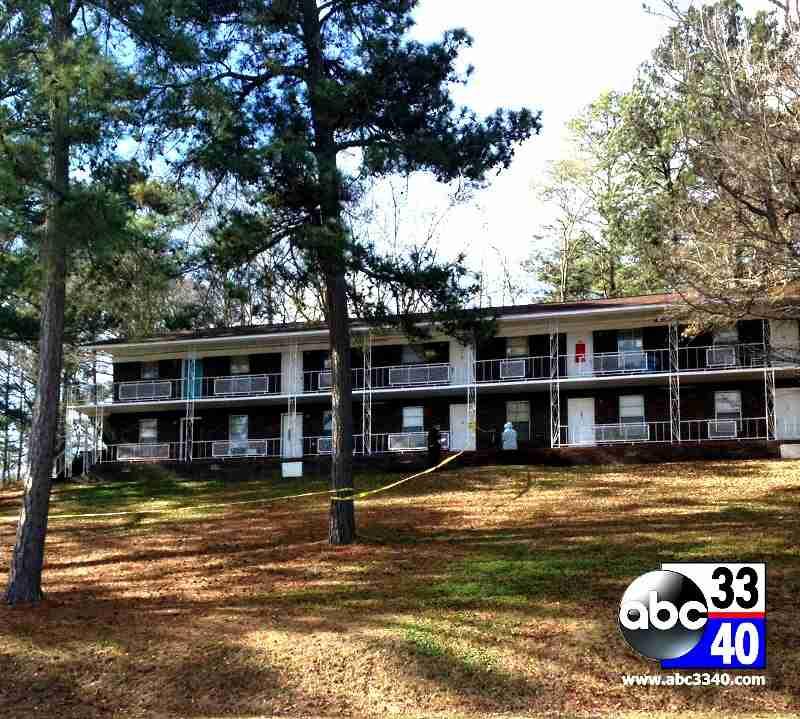 Calhoun County Homicide in Weaver