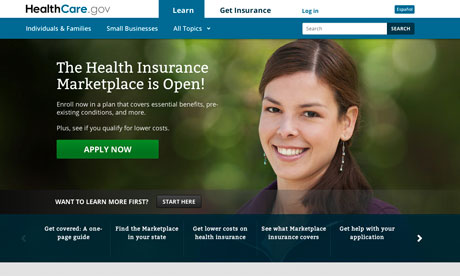 Healthcare .gov