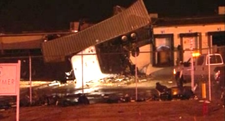 Ft Payne Storm Damage - 02-21-2014 x2