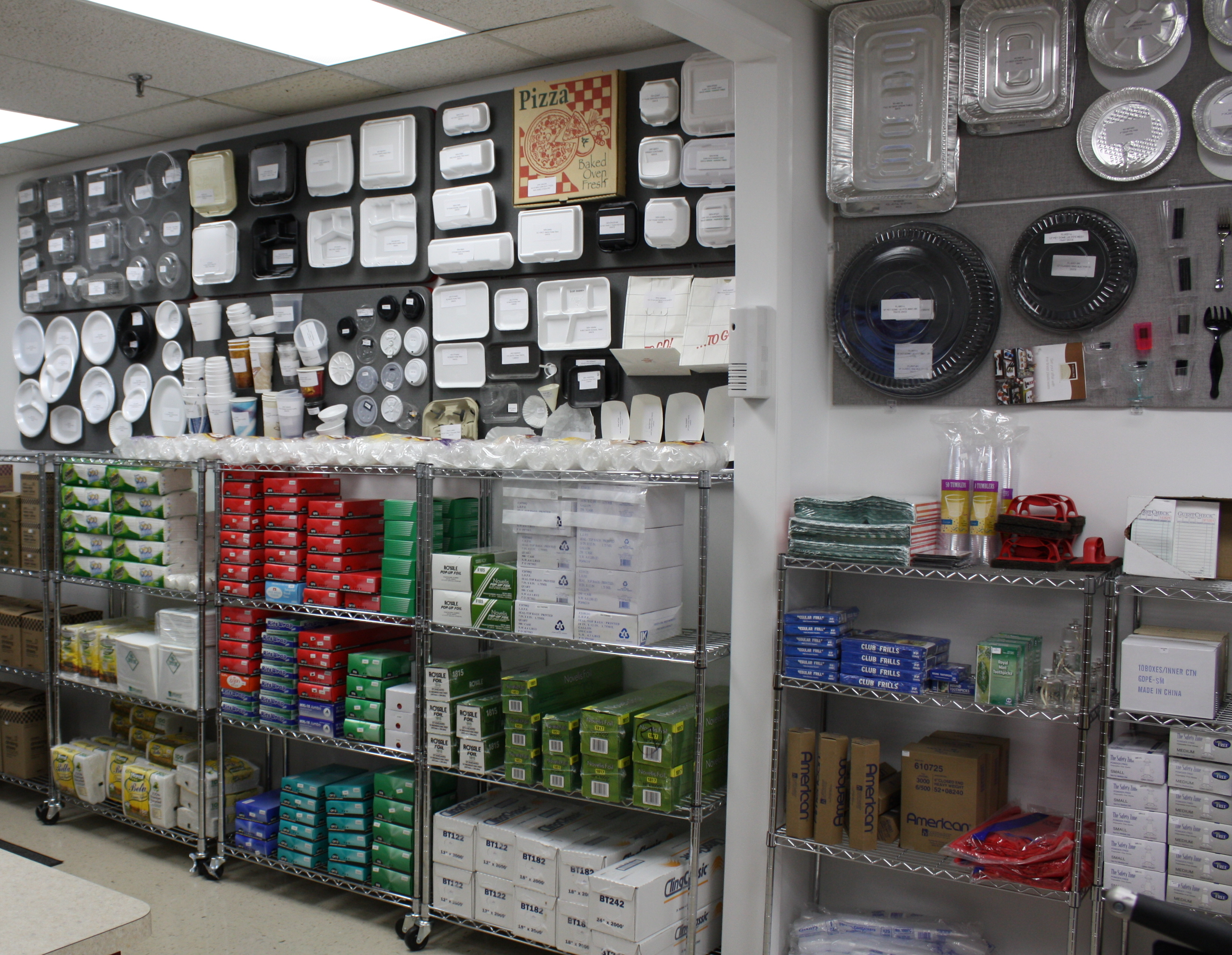 Weiss Bros New Warehouse Store