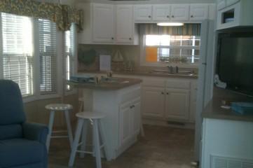 Front Kitchen  Weisser Homes Inc