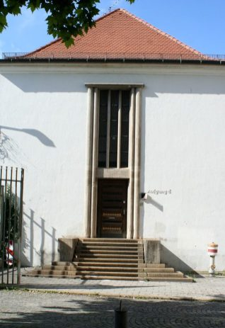 München_Seiteneingang_Postpalast