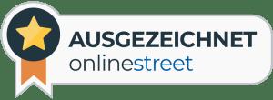 Ausgezeichnet Onlinestreet
