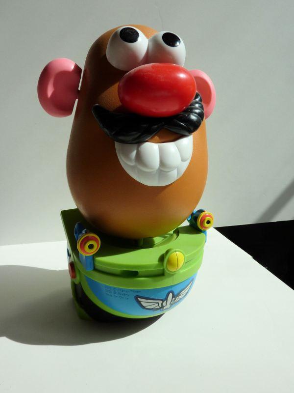 Max' . Potato Head Disney Parts Collection