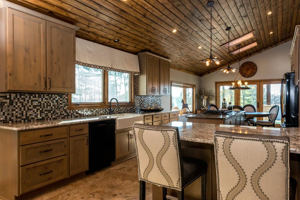 A Farmhouse Kitchen Remodel | Stephanie Weitkamp