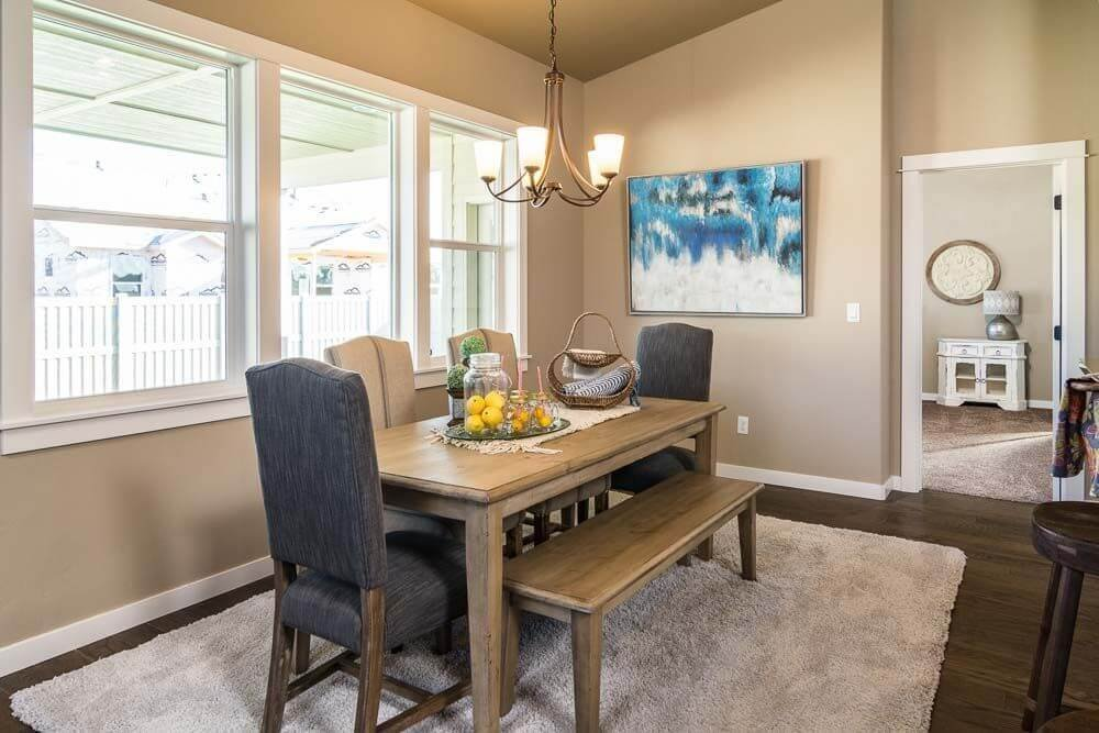 Fall Parade of Homes  Snowbrush by Hayden Homes