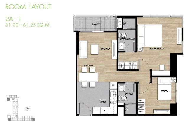 The Base Height Korat - 2A Room