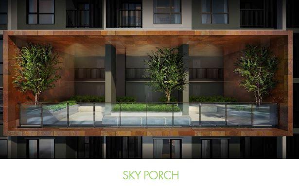 แสนสิริ Sky Porch