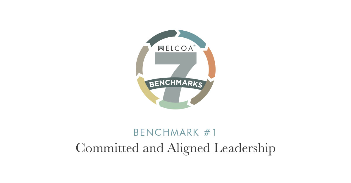 Benchmark 1 Resources: Committed and Aligned Leadership