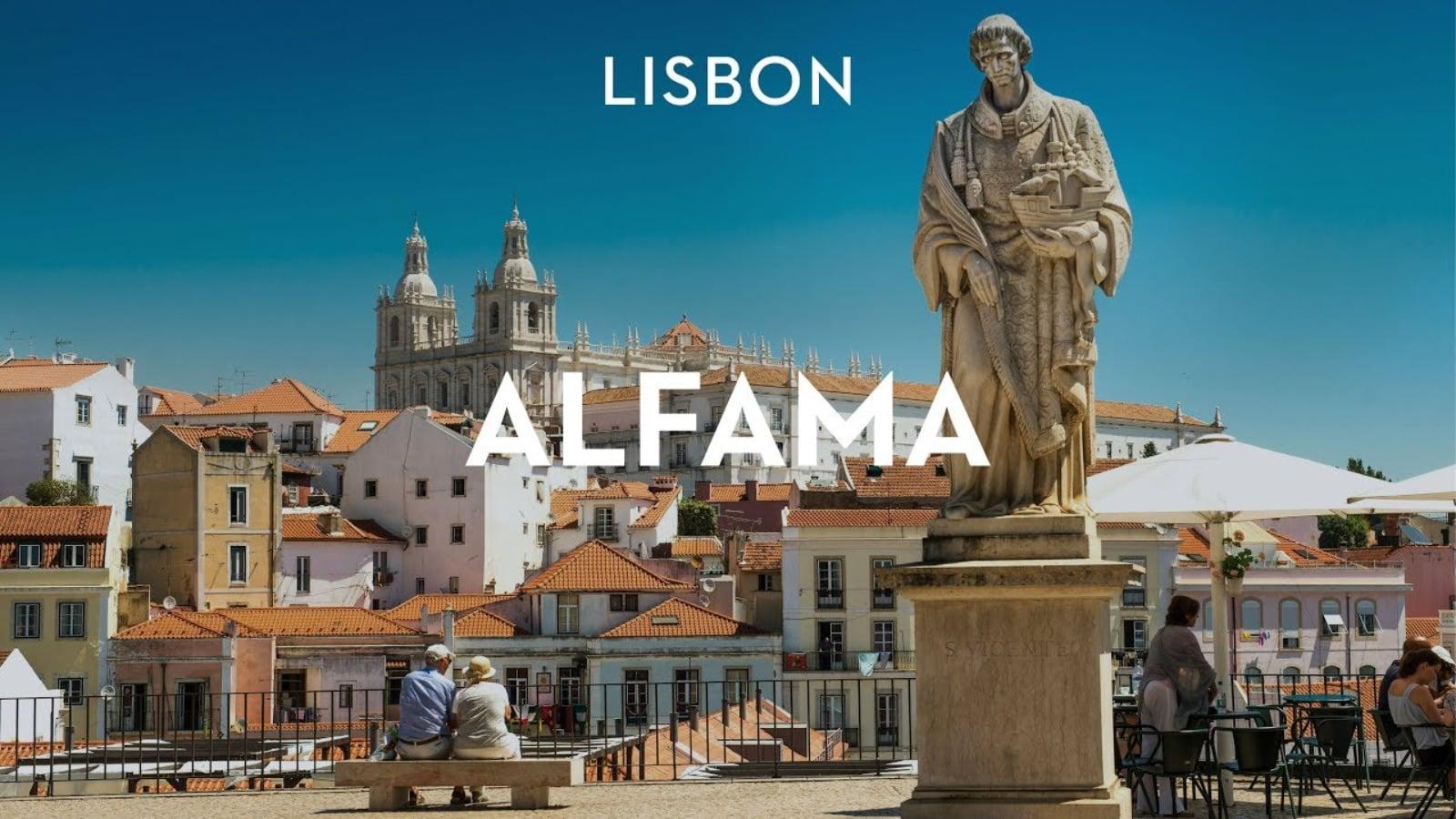 Alfama District Lisbon Portugal Guide The Alfama