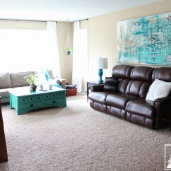 Living Room Decor Turquoise Amazing Escape Walkthrough Makeover Spring Home - Welcome To The Woods